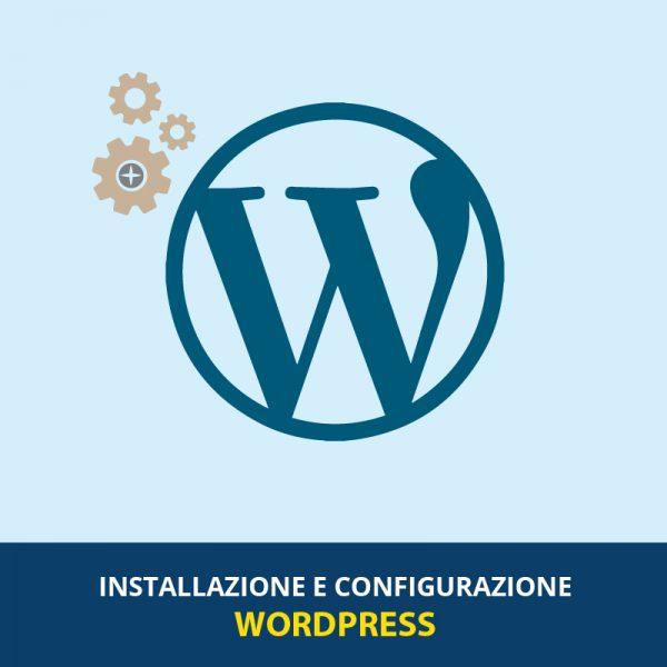 Installazione e configurazione WordPress